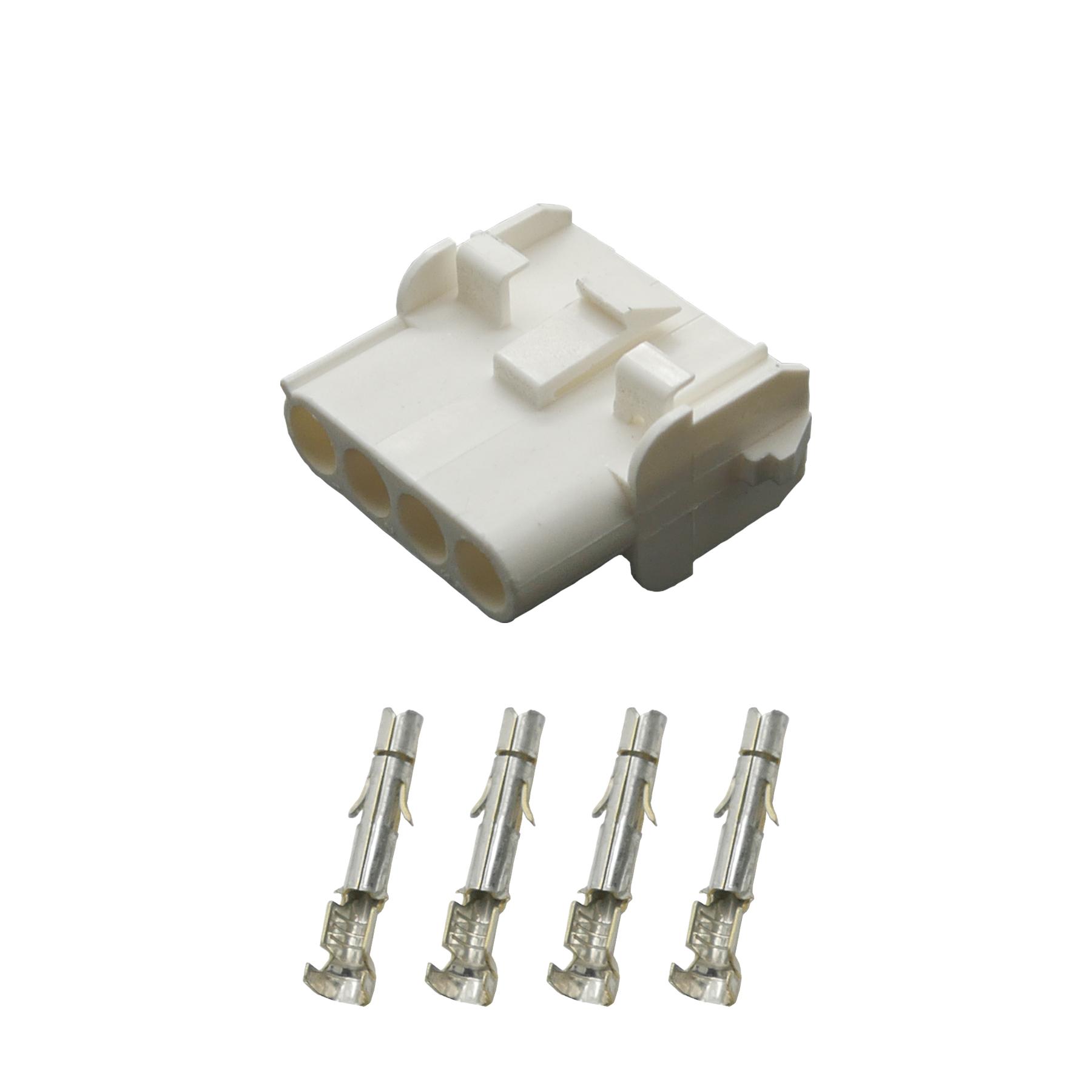 Kontakten Stecker Set Steckverbinder Universal Mate N Lok 5-polig incl