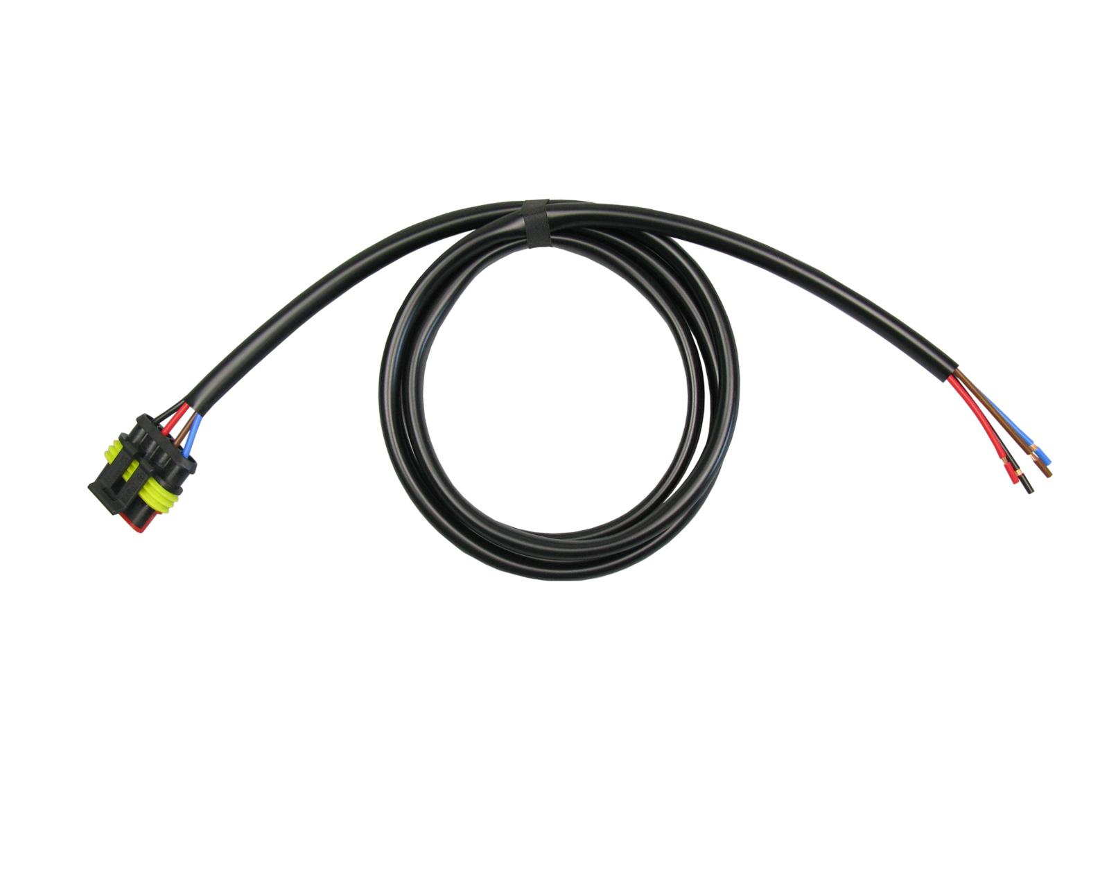 AMP Superseal Stecker Stift 5-polig 1,50² konfektioniert Kabel Elektrik KFZ LKW